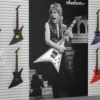 Guitar Slatwall Panels
