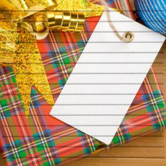 Holiday Gift Slatwall