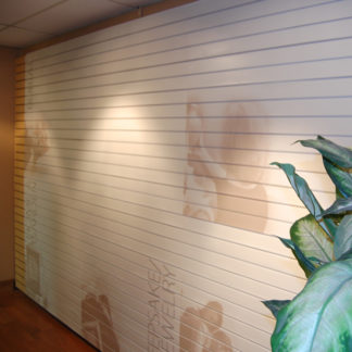 Retail Slatwall Panels