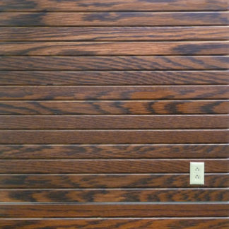 Wood Grain Slatwall